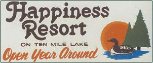 Happiness Resort Hackensack MN